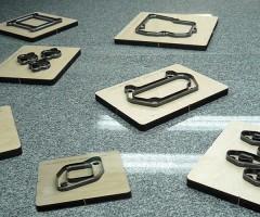 Вырубные штампы | паронит
